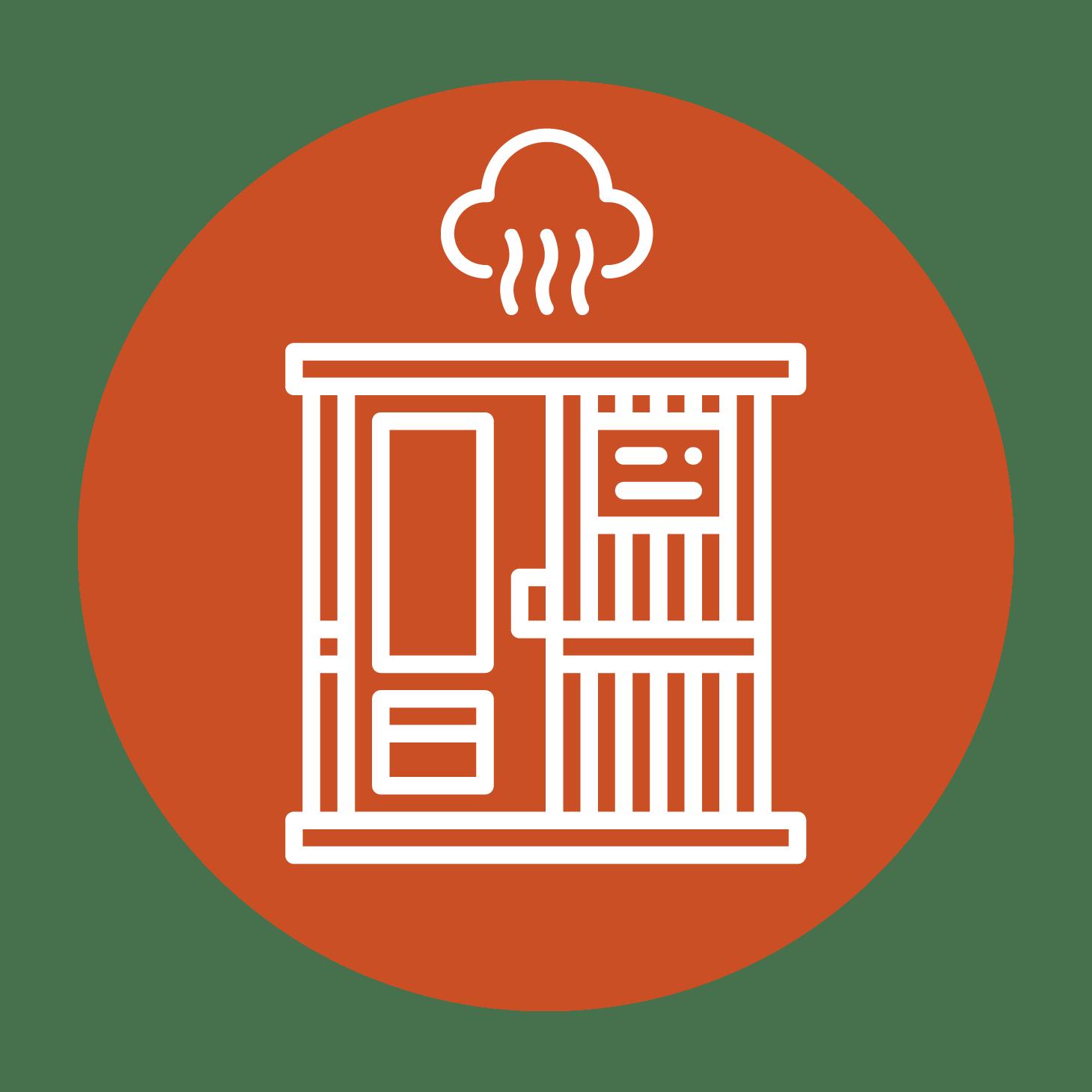 Vente et installation de saunas traditionnels ou infrarouge à Annecy